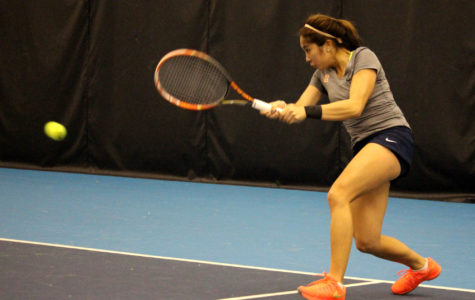 Illinois women's tennis finishes perfect spring break record with win over Maryland