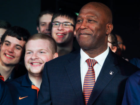 Lovie Smith needs your help