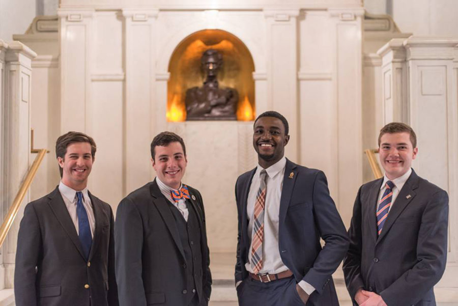 Student senate elects new executive leaders