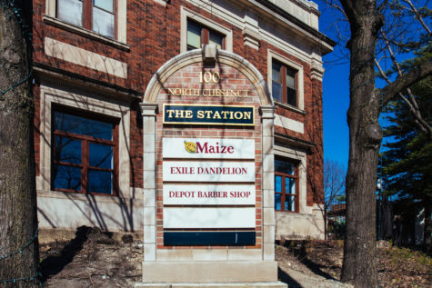 The new Maize location will be at the Station, Downtown Champaign (100 N. Chestnut, formally 116 N. Chestnut).