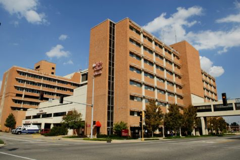 University Housing provides alternate care facilities for Carle