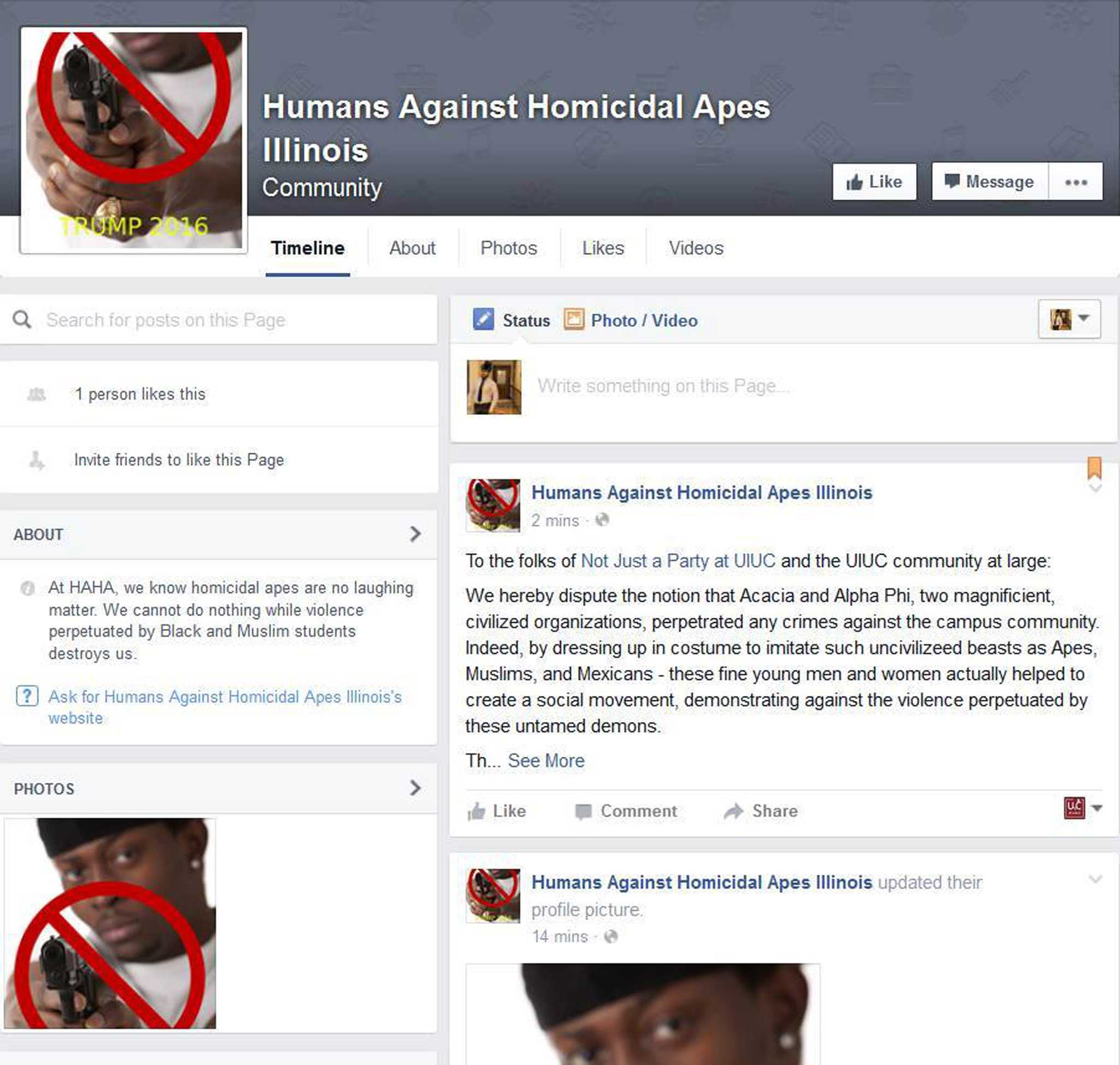 %3Cp%3EAn+alleged+racist+photo+and+subsequent+Facebook+group+sparked+condemnation+from+student+activist+groups.%26nbsp%3B%3C%2Fp%3E