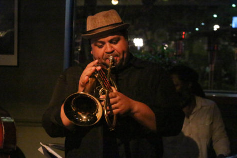 Jazz performance showcases impact of music during Brazil's military dictatorship