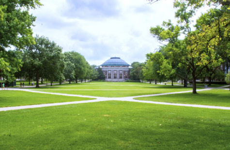 University receives tree campus USA® recognition