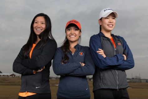 Young Illinois women's golf team appears to have promising future