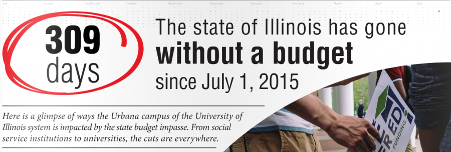 Campus cuts: 50 ways the state budget impasse impacts the University