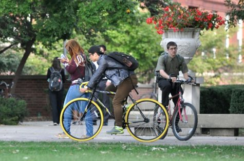 Campus crime unchanging from past years