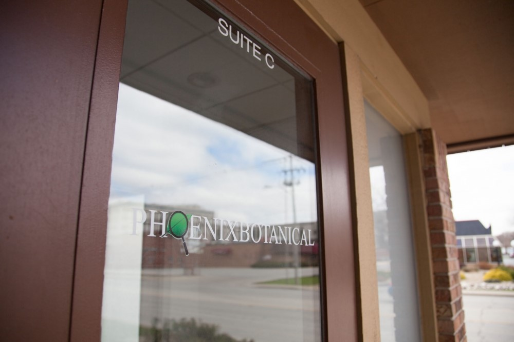 Phoenix botanical located at  1704 S. Neil Street Linn St. it is now open for business.