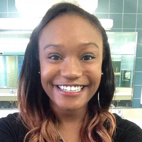 Abrielle Joseph, Sophomore in Agricultural Communications.