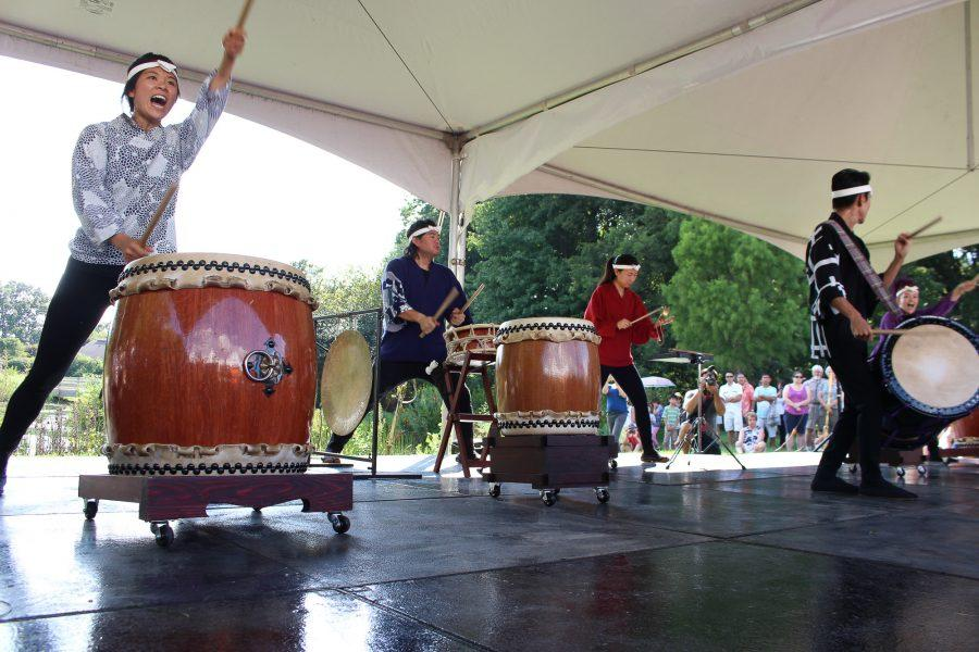 Chicago+group+Ho+Etsu+Taiko+performs+at+Matsuri+Festival+at+the+Japan+House+on+Sunday%2C+Aug.+28