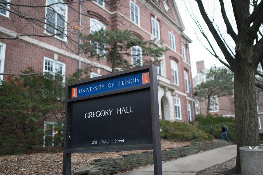 Gregory Hall is home to the College of Media which offers the new Public Relations Minor.