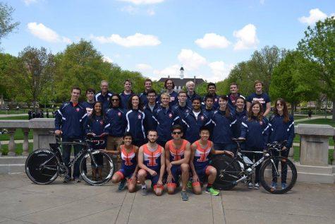 Tri-the-Illini triathlon set for this weekend