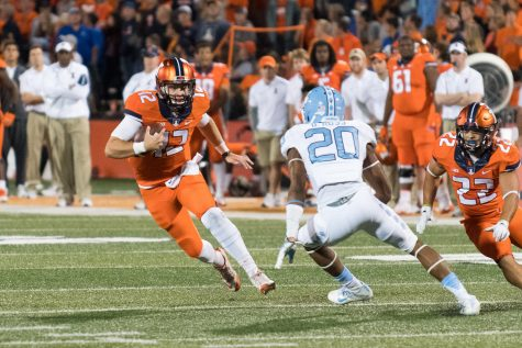 'Now, it's real,' Barnhart says of the Illini