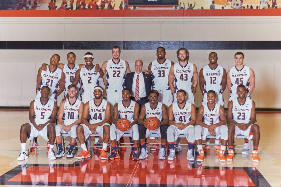 Key games for Illini basketball nonconference