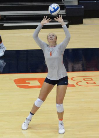 Illini of the Week Sept. 28: Jordyn Poulter