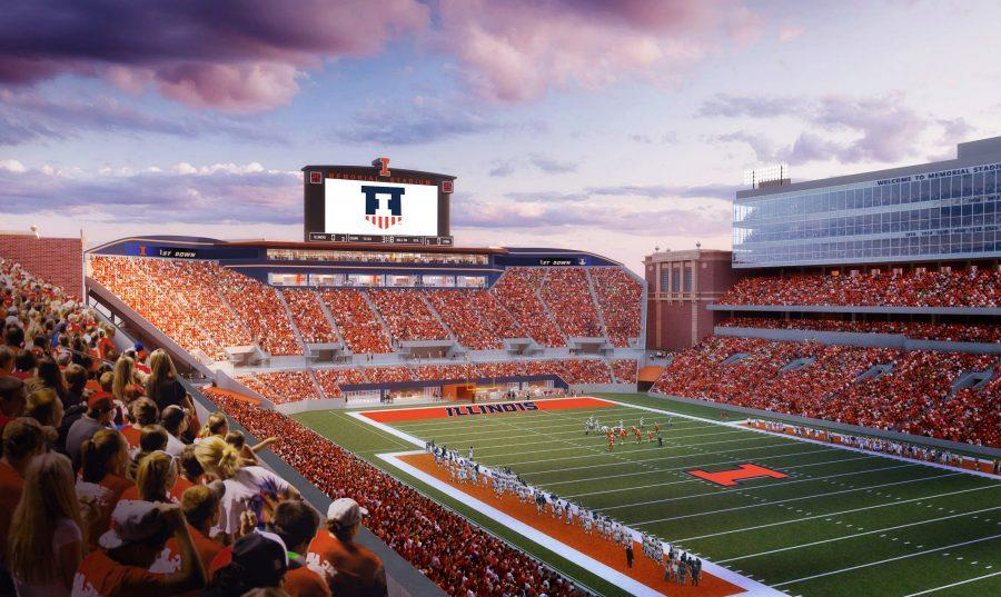 Rendering+of+the+Memorial+Stadium+renovations.+Photo+courtesy+of+DIA.