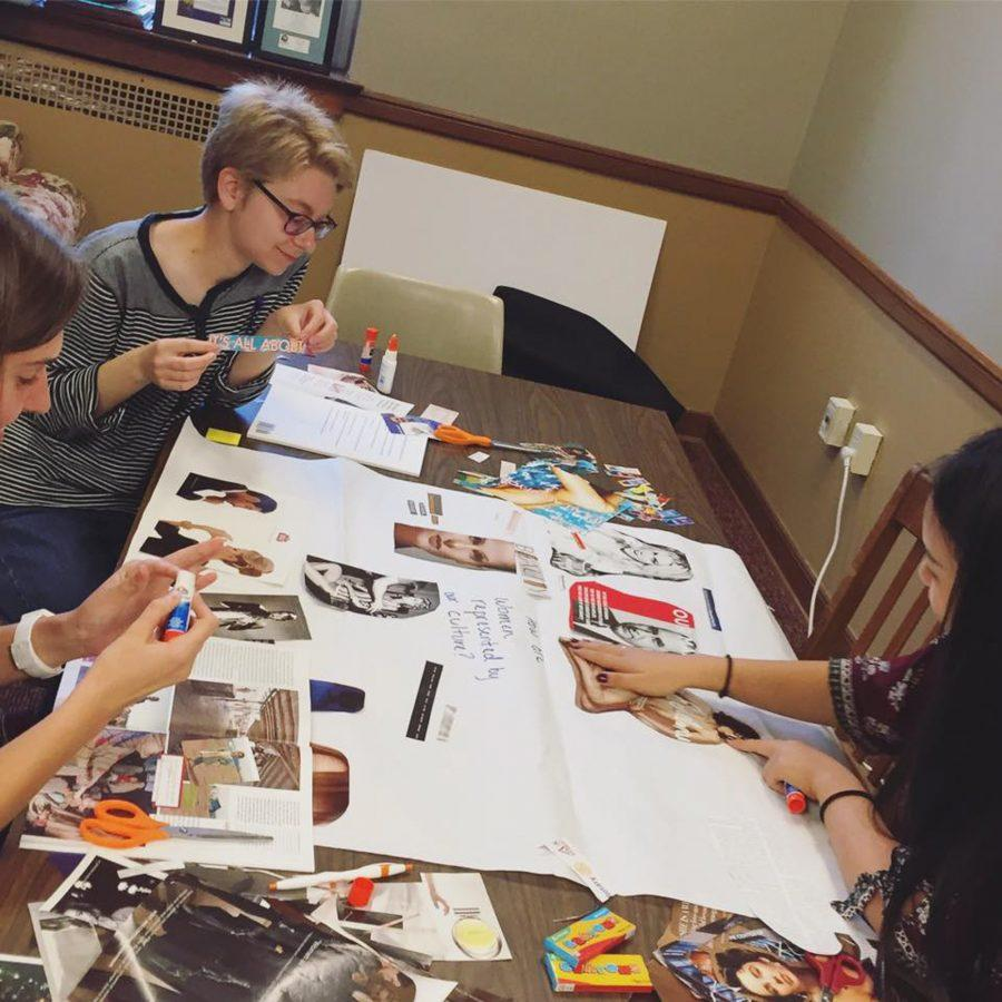 Club shifts focus to social justice
