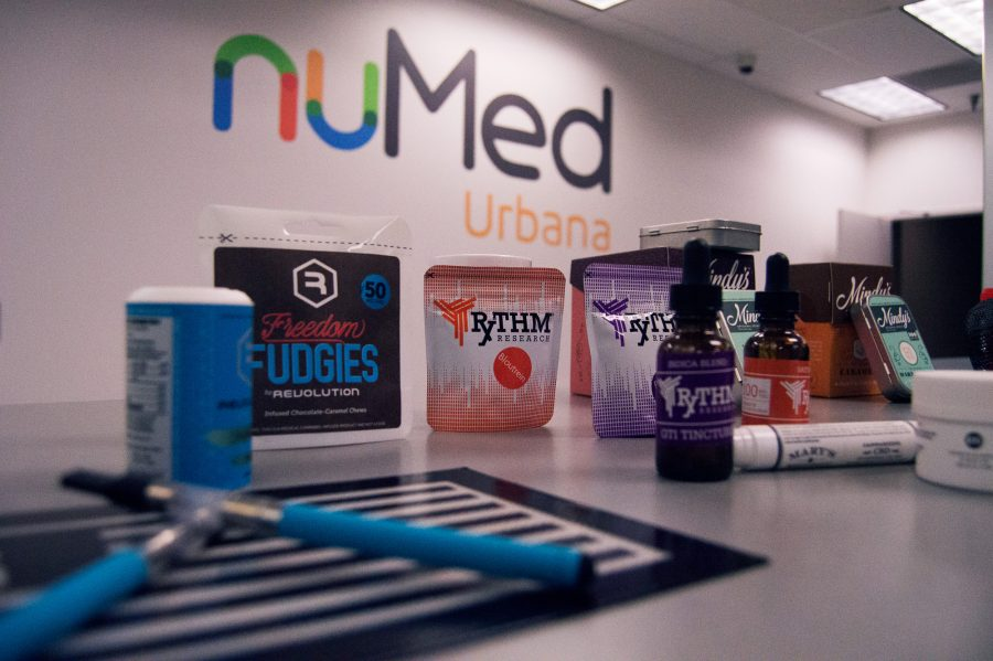 Second medical marijuana dispensary opens in C-U