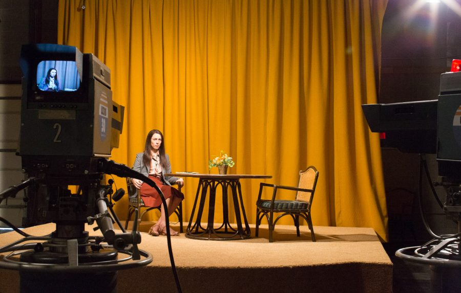 Scene from CHRISTINE,  which played at the Chicago International Film Festival.