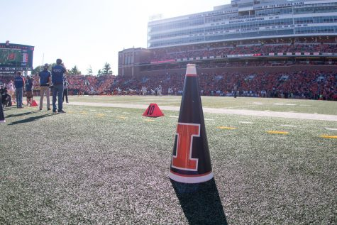 Illinois Athletics co-hosts fundraiser to battle cancer