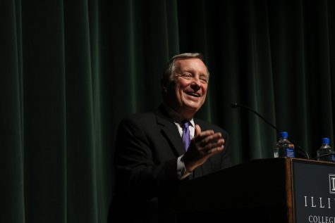 Sen. Durbin reflects on the legacy of the party of Lincoln