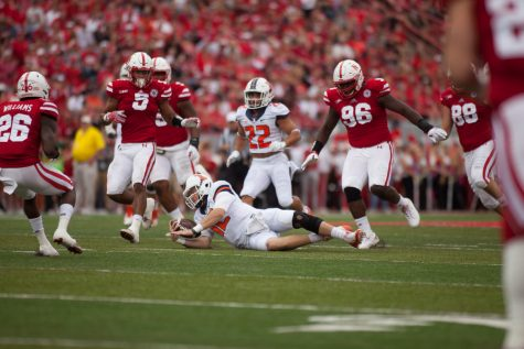 Undefeated Nebraska ready to play spoiler for Ohio State, Michigan