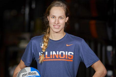Illini of the Week Feb. 16: Nicole Evans