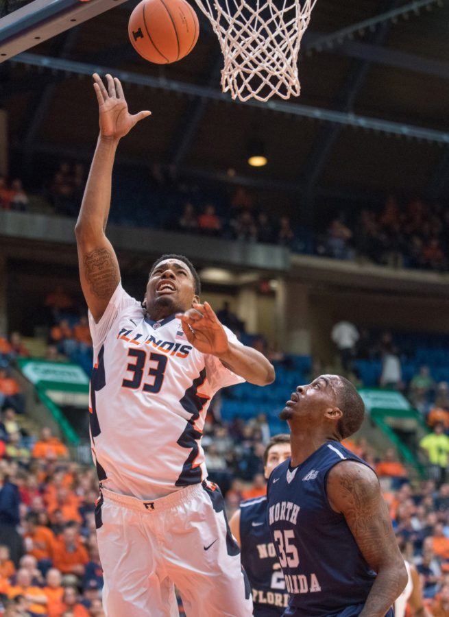 Thorne embraces his age for Illinois