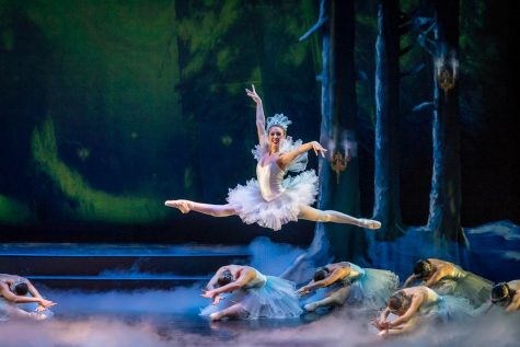 """The Nutcracker"" mixes change with C-U tradition"