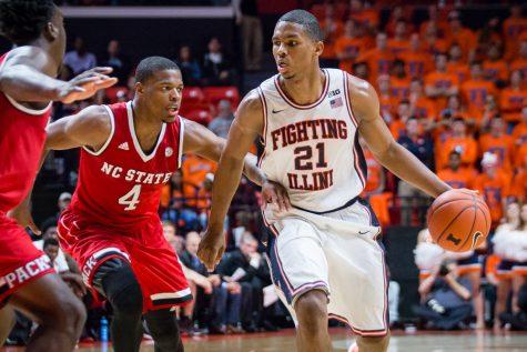 Video: Illinois vs. NC State basketball highlights