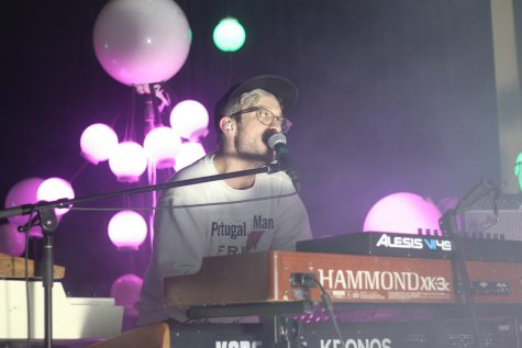 Portugal. The Man brings offbeat energy to Canopy Club