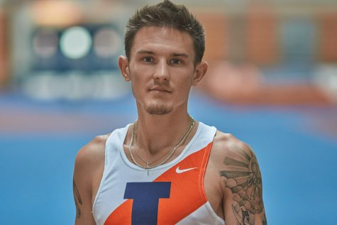 Illini of the Week for Nov. 3: Dylan Lafond