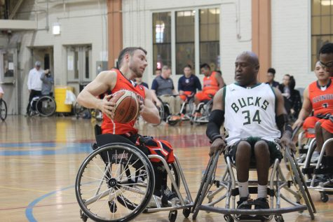 Tale of two days for Illinois men's wheelchair basketball team