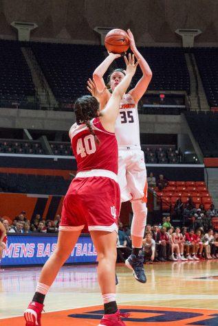 Illinois women's basketball prepares to face Wake Forest