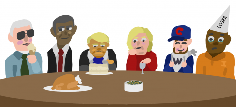 Editorial: 13 ways to distract your family at Thanksgiving dinner