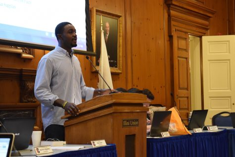 Student Senate implements new constitution