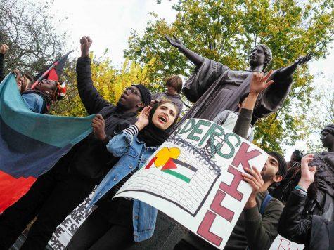 Campus activism highlights political diversity