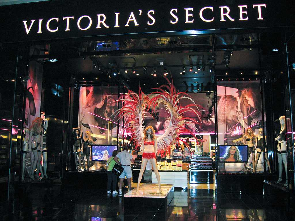 Victoria's Secret show from Paradise, Nevada.