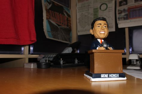Behind the voice: Gene Honda looks back to the start