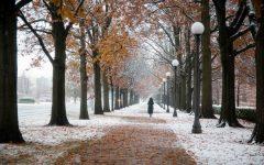Spread love during snowy holiday season
