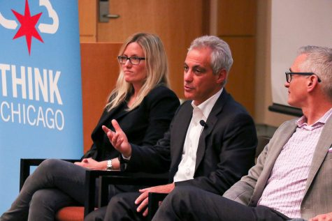 ThinkChicago, Rahm Emanuel encourage student entrepreneurship