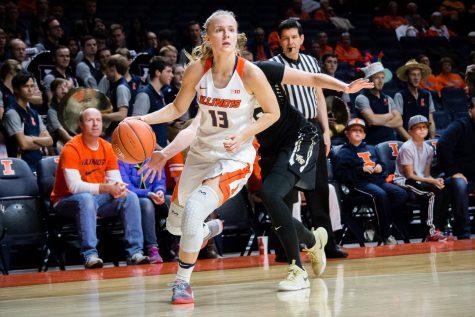 Illinois women's basketball making strides to start Big Ten play