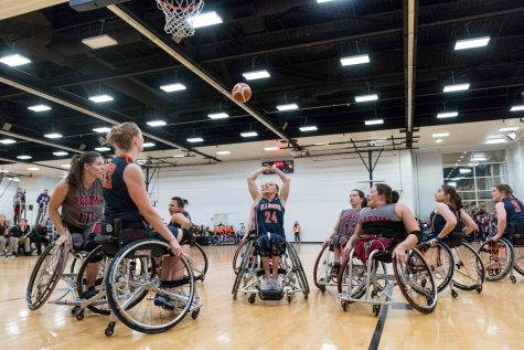 New-look Illinois women's wheelchair basketball team finds confidence