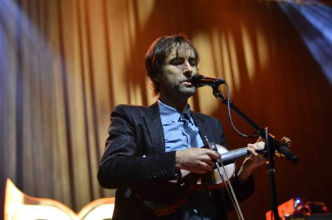 Andrew Bird brings the love to Canopy Club