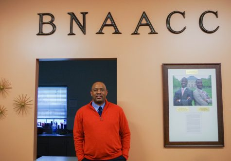 Nathan Stephens assumes position as director of BNAACC