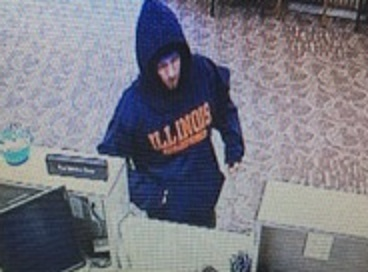 Updated: Champaign Police make arrest in one of two recent bank robberies