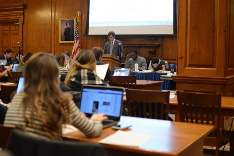 Bill introduced would restructure higher education system