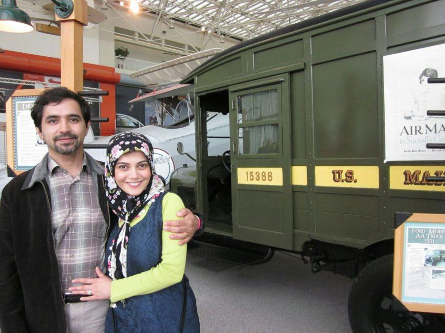 Mahdieh Jadaliha, a cell and developmental biology Ph.D. candidate, was supposed to see her husband, Mohsen Jamali, for the first time in two years. President Donald Trump's temporary immigration ban changed those plans. A federal judge stopped the executive order, renewing her hope.