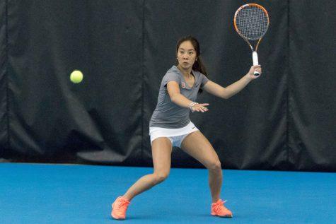 Illinois women's tennis ready to take on Arkansas and Oklahoma