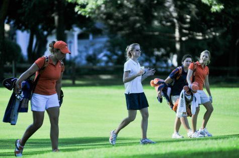 Illini optimistic about spring season start at Arizona invitational